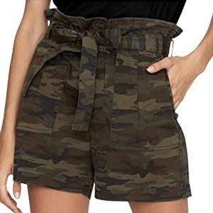 Sanctuary Daily Camo Shorts